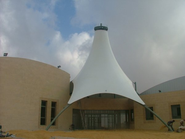 Tensile Structure in Aroer